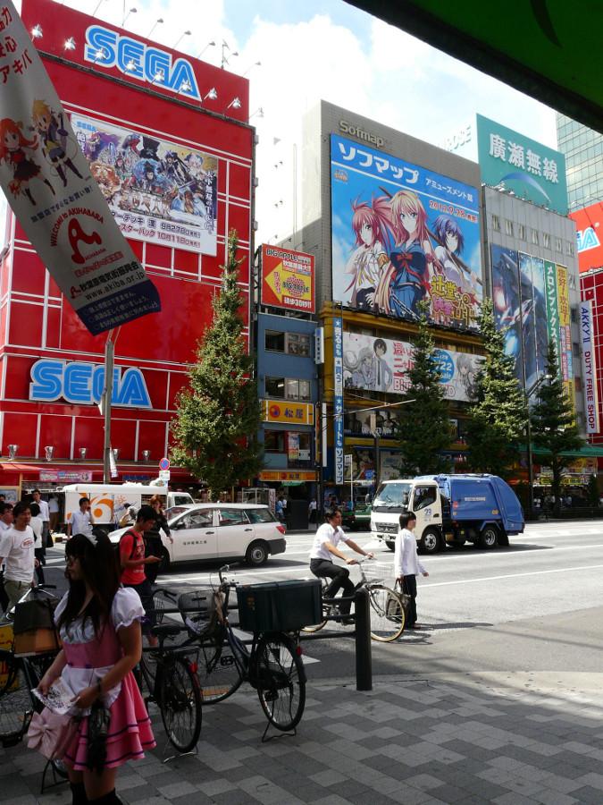 Suprises of Akihabara