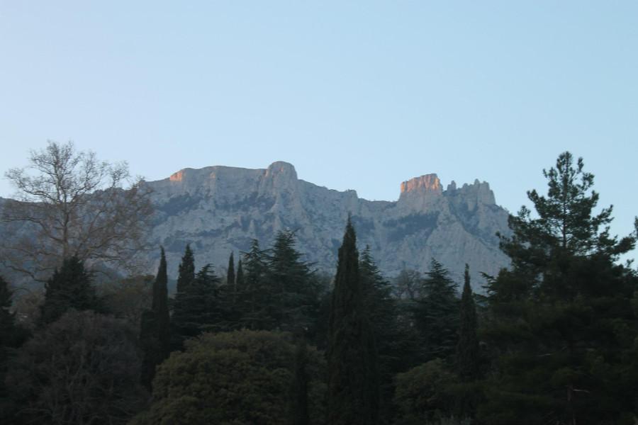 Typowy krymski widok