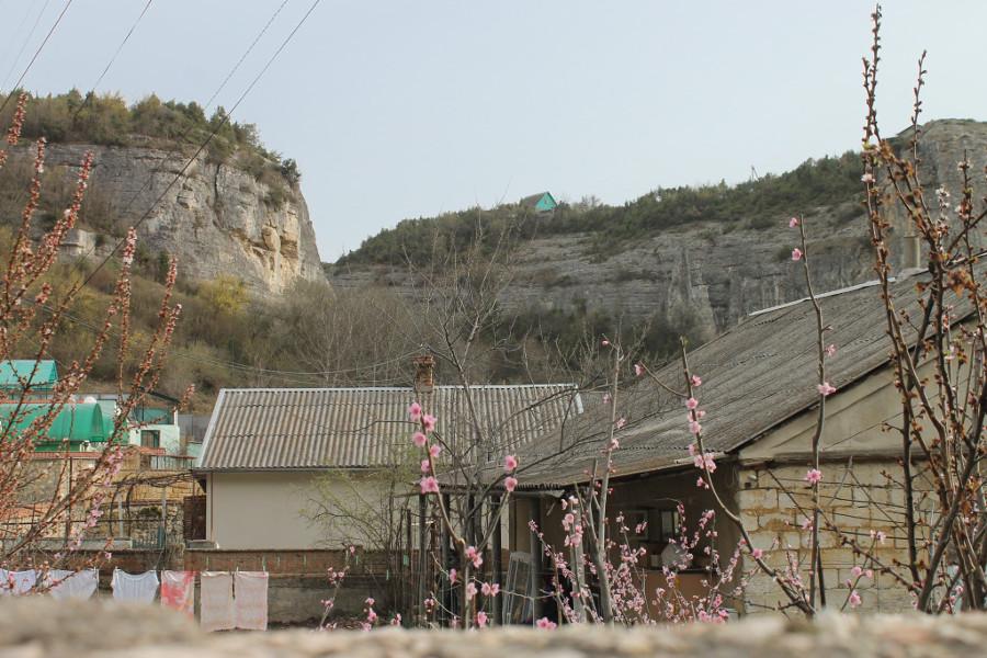 Kwietniowy Bakczysaraj