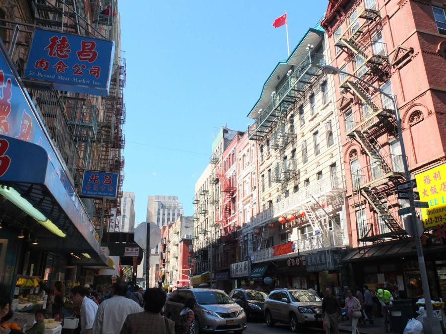 Chińska Dzielnica NY