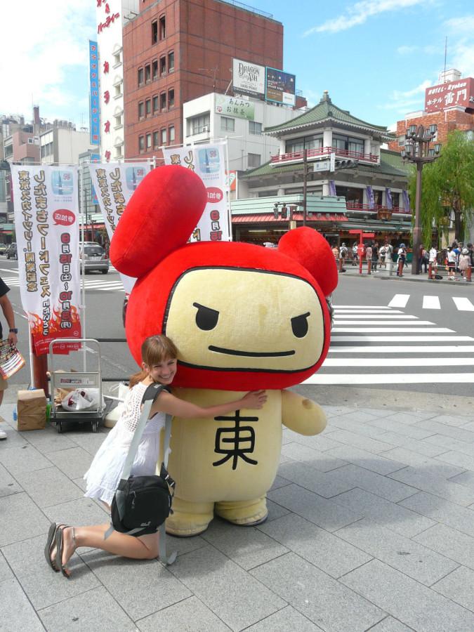 Festiwal w Asakusie