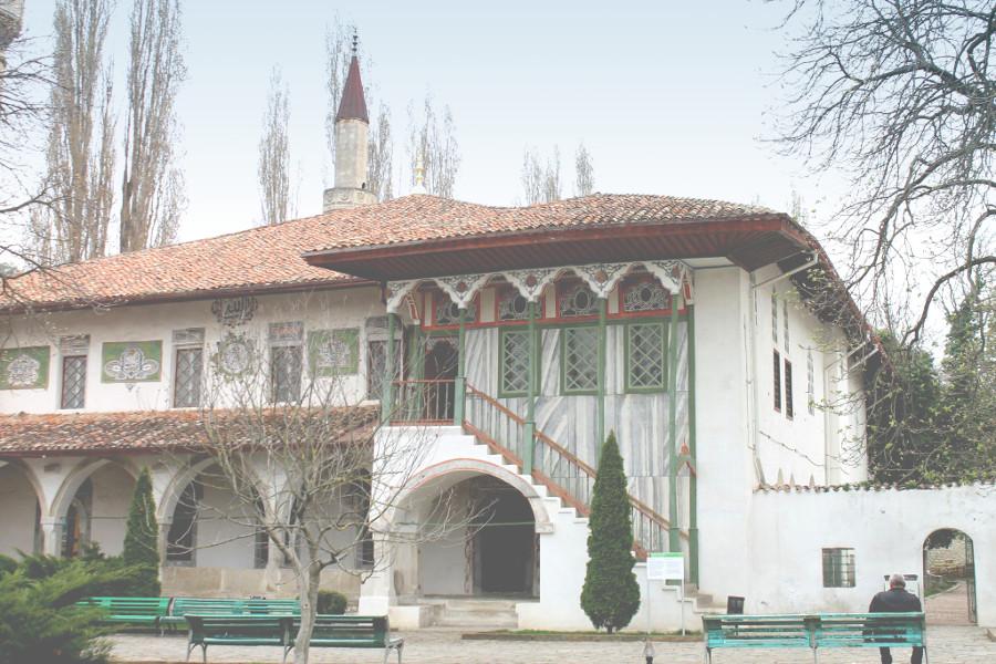 Meczet w Bakczysaraju