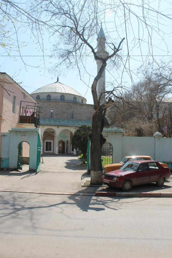 Meczet w Teodozji