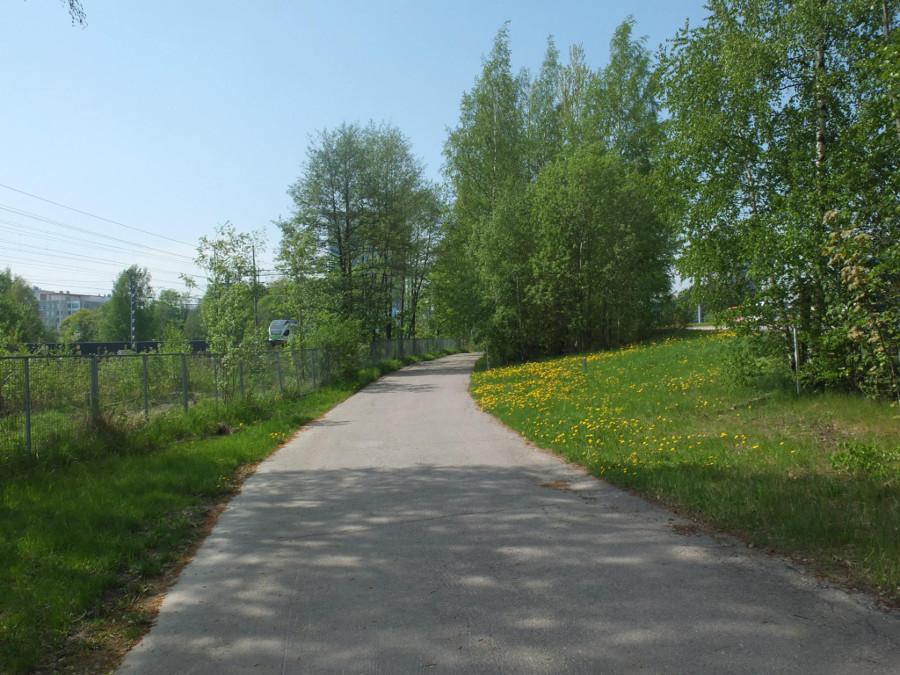 Miejska zieleń w Finlandii