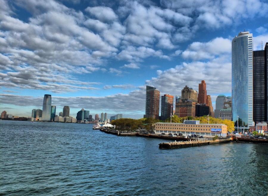 Ferry to Staten Island