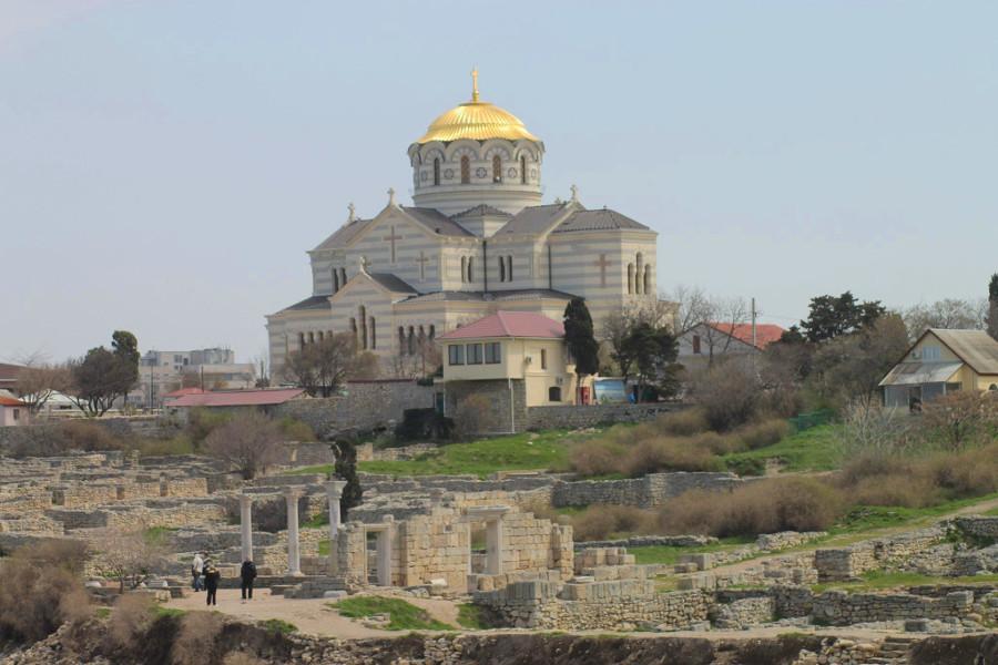 Chersonez, Sewastopol, widok ogólny