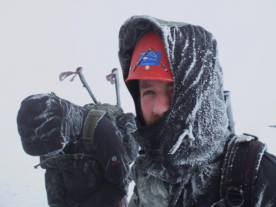 Warunki na przełęczy