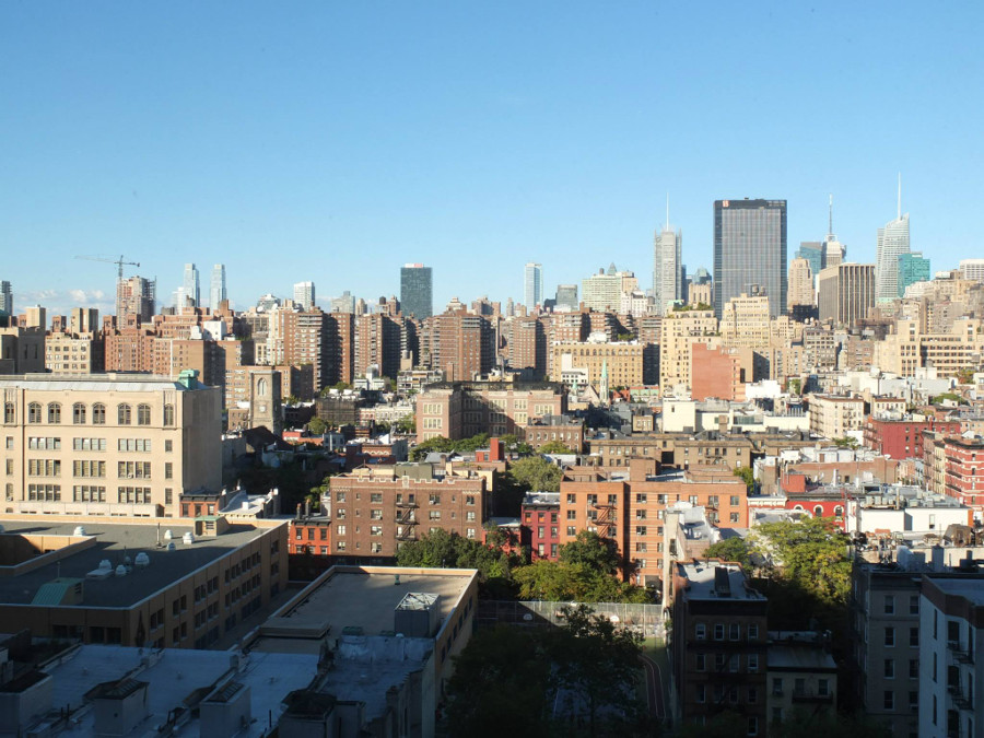 Widoki z balkonu Google