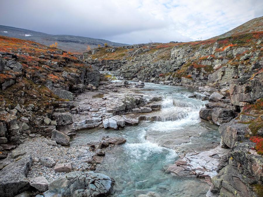 Bajkowa rzeka