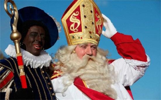 Holenderski Sinterklaas