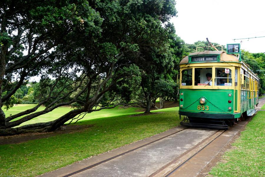 Tramwaje w Auckland