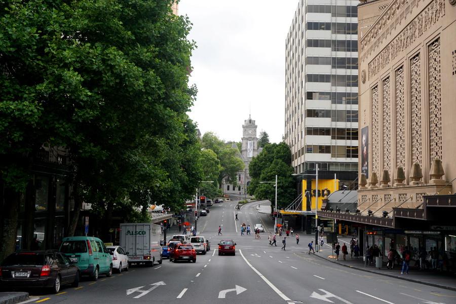Zielone ulice