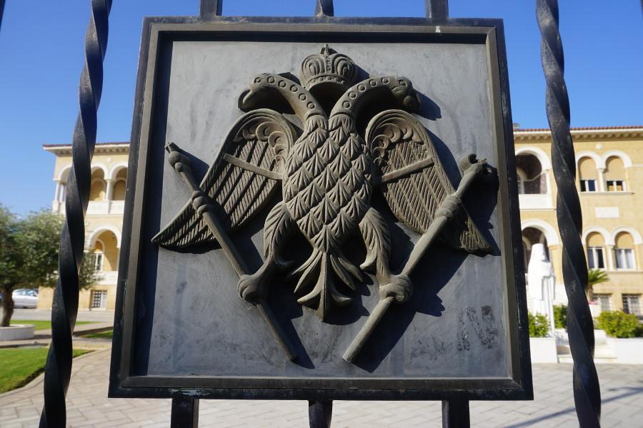 Godło kościoła Cypru