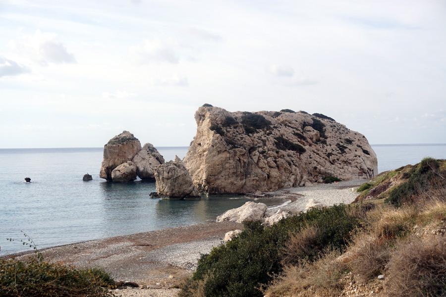 Plaża, na której narodziła się Afrodyta