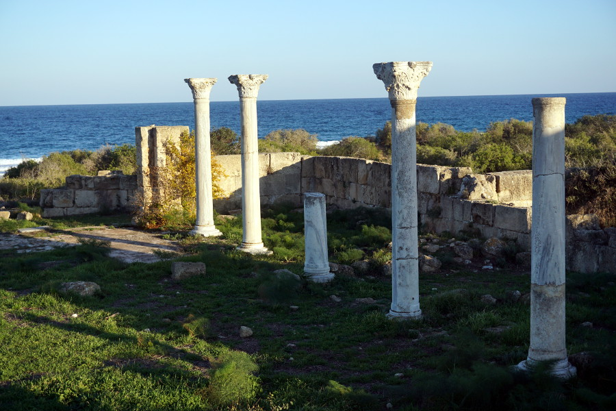 Salamis nad morzem