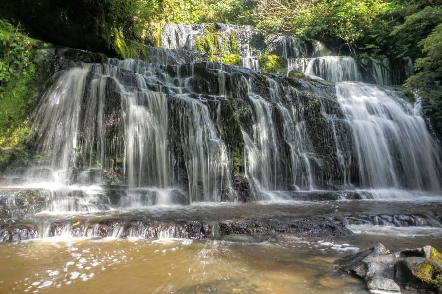 Wodospady w The Catlins
