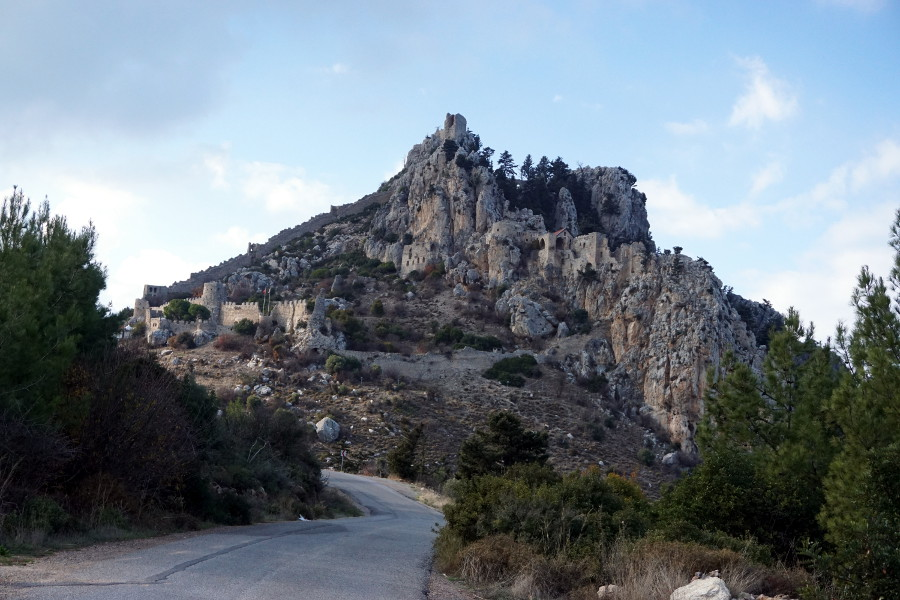Zamek św. Hilarego