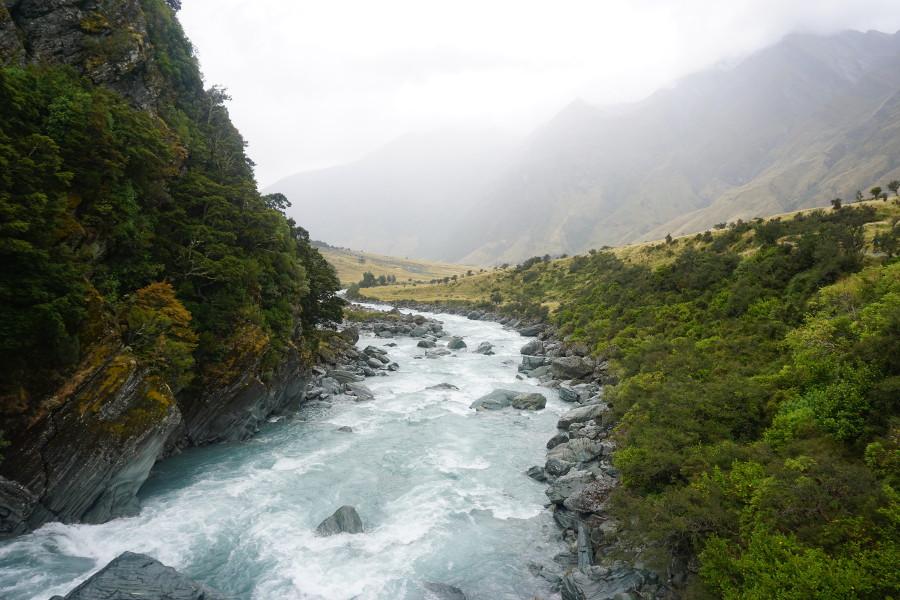 Rzeka lodowcowa