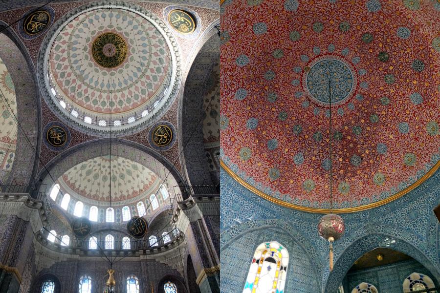 Mozaiki Turcja