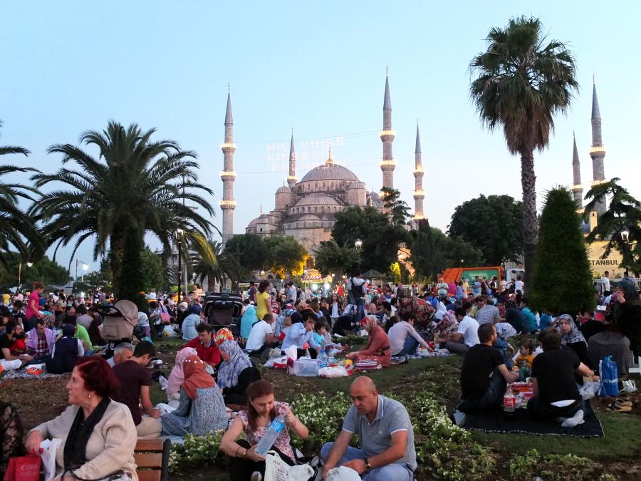 Piknik Ramadan