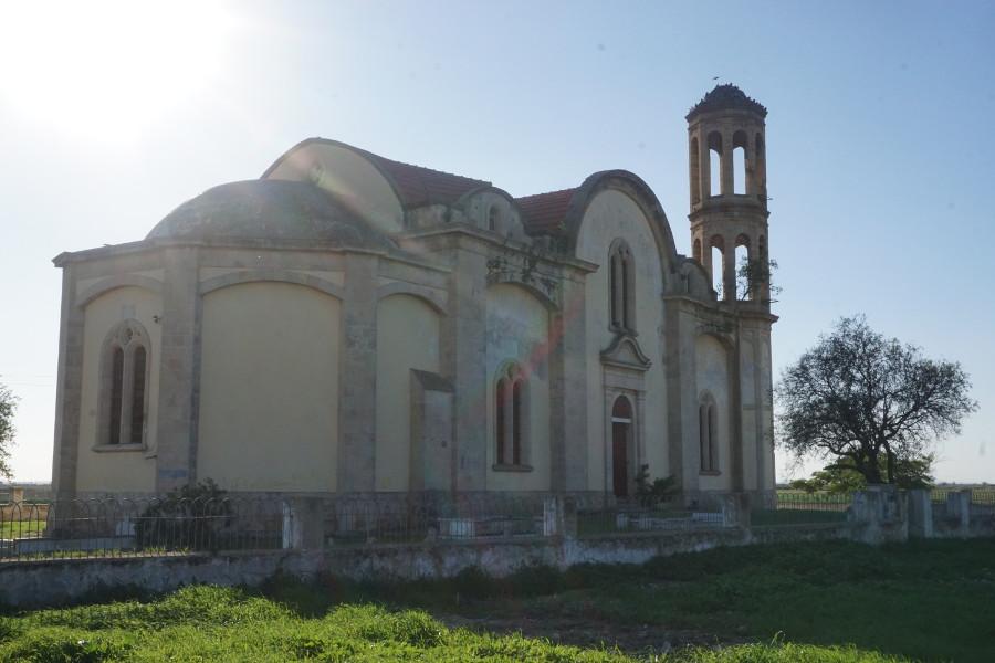 Opuszczona bazylika