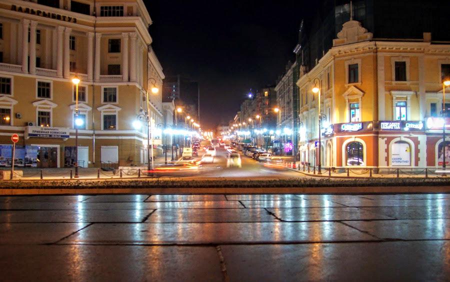 Ciemne ulice