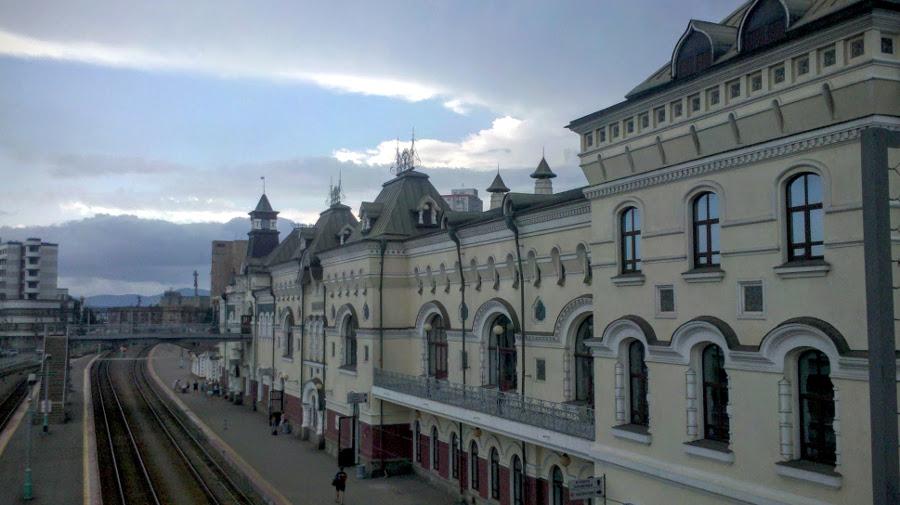 Dworzec we Władywostoku